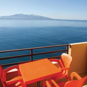 Fotografie hotelů: Apartment Sarande with Sea View III, Gjashtë