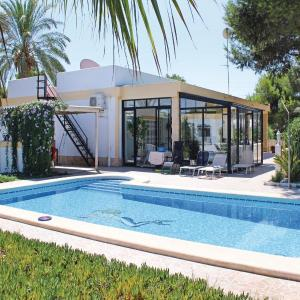 Hotel Pictures: Four-Bedroom Holiday home Crevillente with an Outdoor Swimming Pool 06, San Felipe de Neri