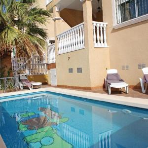 Hotel Pictures: Holiday Home Orihuela Costa 01, Villacosta