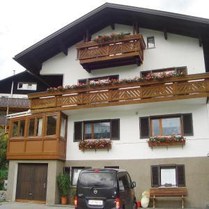 Fotografie hotelů: Apartment Juppaweg 08, Tschagguns