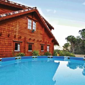 Hotel Pictures: Four-Bedroom Holiday Home in St. Genis de Palafolls, Sant Genís de Palafolls