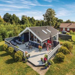 Hotel Pictures: Studio Holiday Home in Grenaa, Brøndstrup