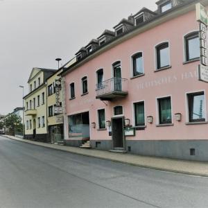 Hotelbilleder: Deutsches Haus - an der Loreley, Sankt Goarshausen