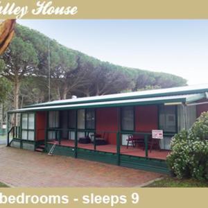 酒店图片: Second Valley Caravan Park, Second Valley