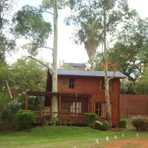 Hotellikuvia: Cabañas del Thompson, Paraná