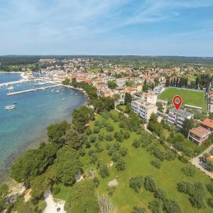 ホテル写真: Apartment Fazana with Sea View VI, Fažana
