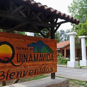 Фотографии отеля: Hotel Termas de Quinamavida, Panimávida