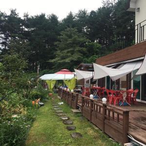 Zdjęcia hotelu: Gyeongpo Cabin Pension, Gangneung