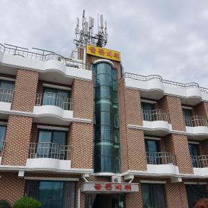 Fotografie hotelů: Goldenstar Beach Pension, Donghae