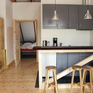 Hotel Pictures: One-Bedroom Apartment in Petershagen b. Berlin, Alberthain