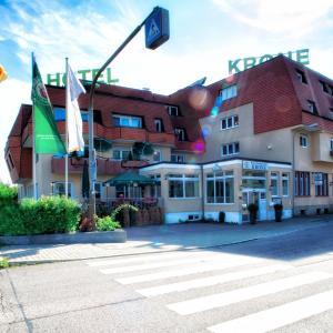 Hotelbilleder: Hotel Krone, Niefern-Öschelbronn