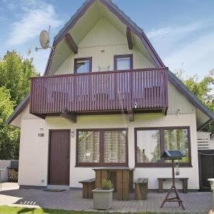 Hotelbilleder: Three-Bedroom Holiday home with Lake View in Kirchheim/Hessen, Kemmerode