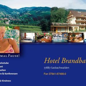 Hotelbilleder: Hotel Brandbach, Sasbachwalden
