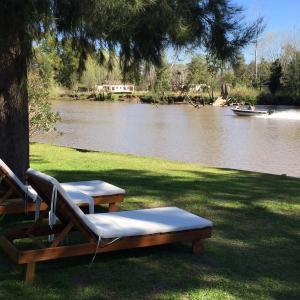 Zdjęcia hotelu: Reserva La Juana Ecolodge, Tigre