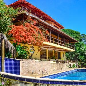 Hotelfoto's: Villa Beija Flor, Morro de São Paulo