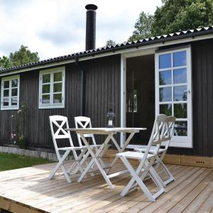 Hotel Pictures: Holiday Home Kirke Hyllinge with Fireplace II, Sæby