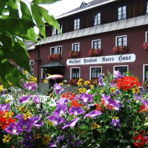Hotelbilleder: Gasthof-Pension Rotes Haus, Kurort Oberwiesenthal