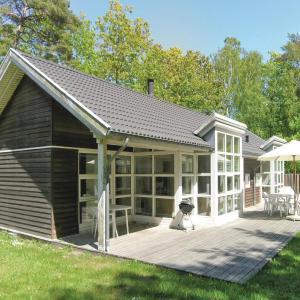 Hotel Pictures: Rubinsøen Skovhuse Hasle XII, Hasle