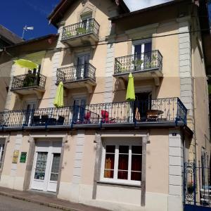 Hotel Pictures: Résidence Villa Marguerite, Plombières-les-Bains