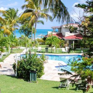 酒店图片: Dickenson Bay Oasis@AntiguaVillage, 圣约翰斯