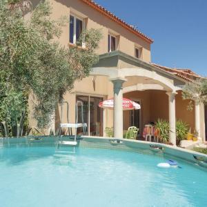 酒店图片: Four-Bedroom Holiday Home in Le Grau du Roi, 勒格罗-迪鲁瓦