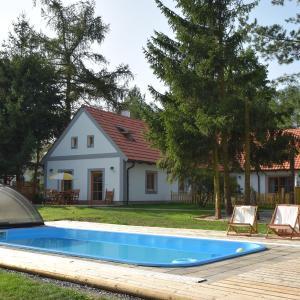 Hotel Pictures: Apartmány Kojákovice - Třeboň, Jílovice