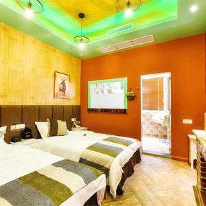 Hotel Pictures: Guangan Linshui Fengge Fashion Hotel, Linshui