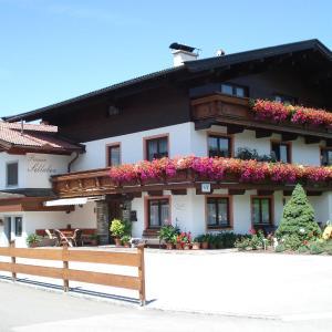 Fotografie hotelů: Gästehaus Sillaber-Gertraud Nuck, Söll