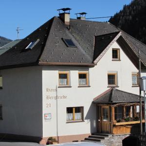 Hotelbilleder: Haus Bergfriede, Pettneu am Arlberg