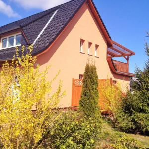 Hotelbilleder: Ferienhaus _Moewe_, Hanshagen