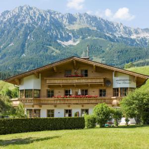 ホテル写真: Appartmentehaus Zum Schneider, シェッファウ・アム・ヴィルデン・カイザー