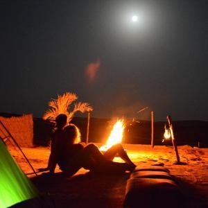 Zdjęcia hotelu: Bedouin Oasis Camp, Ar Rafā'ah