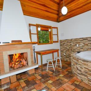 Hotelbilleder: Pousada Bruxa Marela, Monte Verde