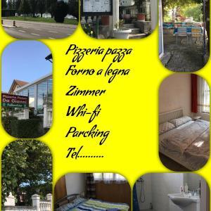 Hotel Pictures: Guest house Pizzeria Pazza da Gianni, Stein am Rhein