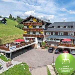 Hotellbilder: Der Berghof, Hirschegg