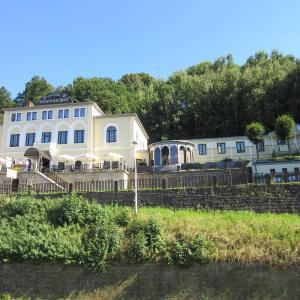 Hotelbilleder: Hotel Lindenhof, Königstein an der Elbe