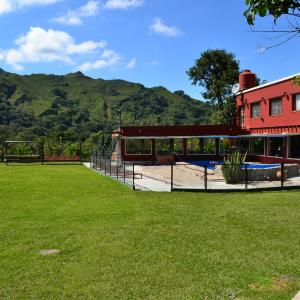 Zdjęcia hotelu: Cabañas Del Sol, San Lorenzo