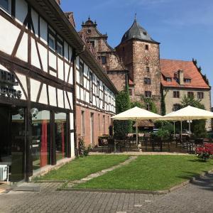 Hotel Pictures: Hotel Vorderburg, Schlitz