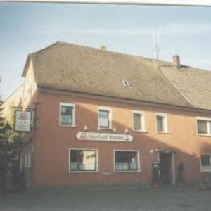 Hotelbilleder: Gasthof zur Krone, Burghaslach
