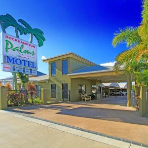 Hotellikuvia: Rockhampton Palms Motor Inn, Rockhampton