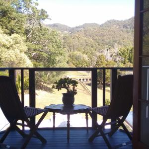 酒店图片: Luxury Eco-Friendly Recharge Retreat with Views, Tallebudgera