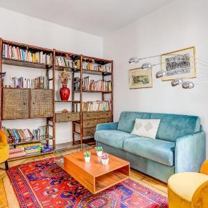 Hotel Pictures: Family apartment La Villette sleeps 7, Paris