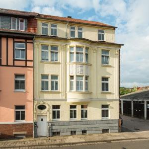 Hotelbilleder: Ferienwohnung Moderne Mitte, Eisenach