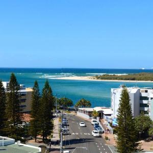 酒店图片: Ocean Views Resort U309 Caloundra, 卡伦德拉