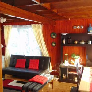 Фотографии отеля: Cabaña en Chiloe, Llau-Llao