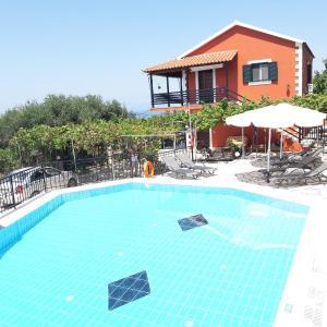 Hotel Pictures: Villa Fantastico, Acharavi