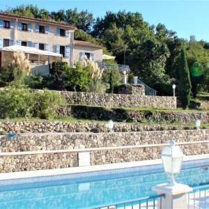 Hotel Pictures: B&B with charm, quiet, kitchen, sw pool., Grasse