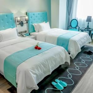 Hotel Pictures: Galaxy Holiday Hotel, Qingdao