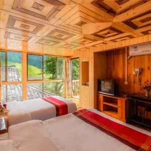 Hotel Pictures: Zhuiyue Mountain Villa, Longsheng