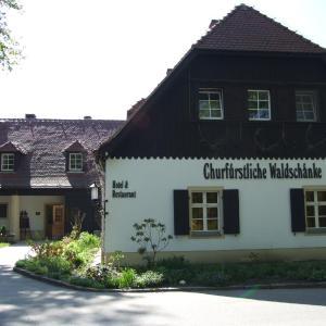 Hotelbilleder: Churfuerstliche Waldschaenke, Moritzburg